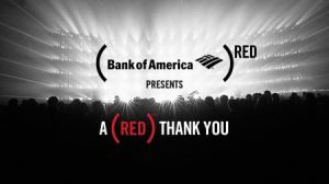 A Red Thank You