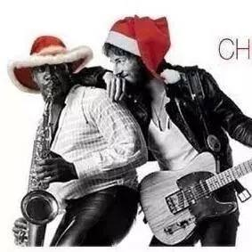 Merry Merry Santa Bruce & Clarence Baby