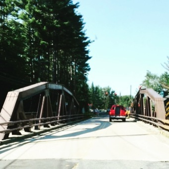Keene Valley Bridge